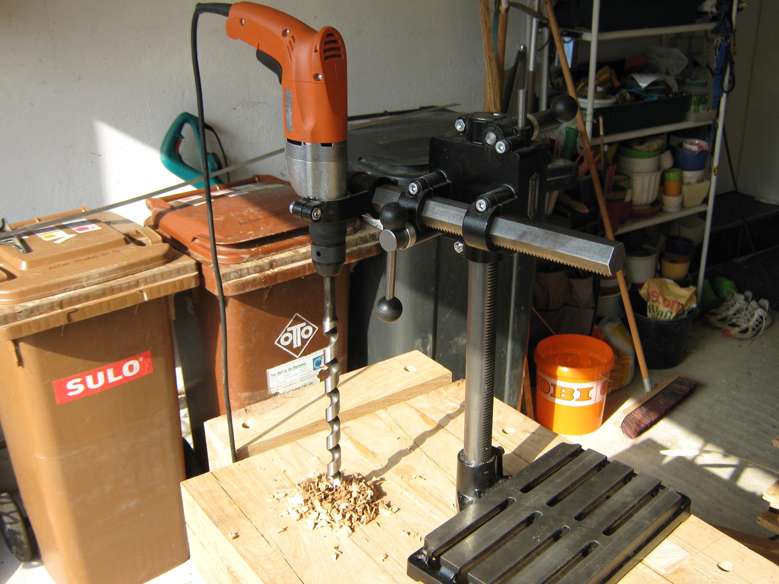Building a Workbench – Fertigstellung der Hobelbank Teil 2 - Holz ...