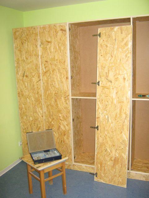schrankbau im system32 teil 6 aufbau holz und leim. Black Bedroom Furniture Sets. Home Design Ideas