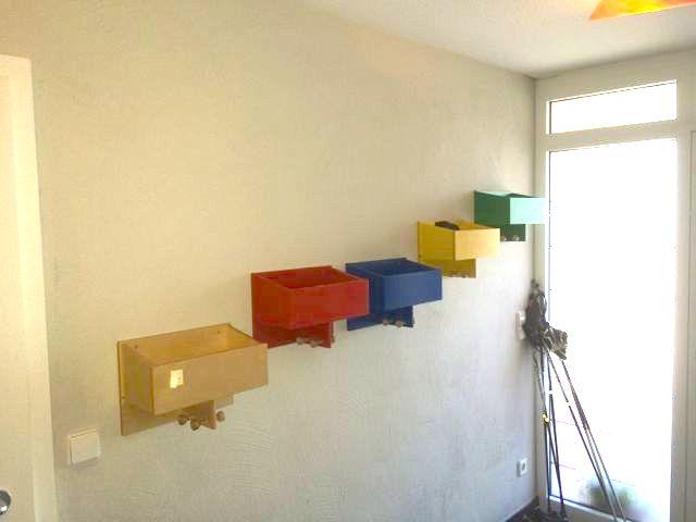 garderobe selbst gebaut teil 1 holz und leim. Black Bedroom Furniture Sets. Home Design Ideas