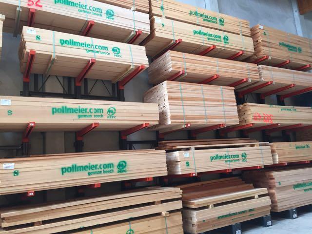 Der Tisch Wird Aus 26mm Buchenleimholz Und Einem 70210mm Buchenkantholz Gebaut Wenn Man Leimholz Blockware Kombiniert Muss Darauf Achten Dass