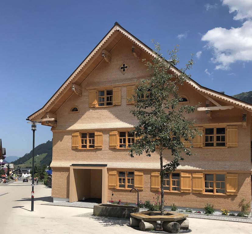 Haus Inneneinrichtung Holz