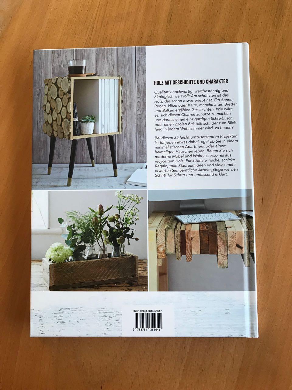 buchbesprechung altes holz f r neues wohnen holz und leim. Black Bedroom Furniture Sets. Home Design Ideas