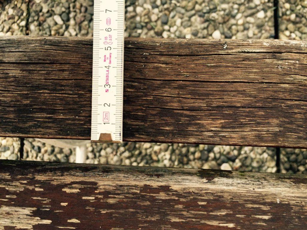 Holzschutz - 1