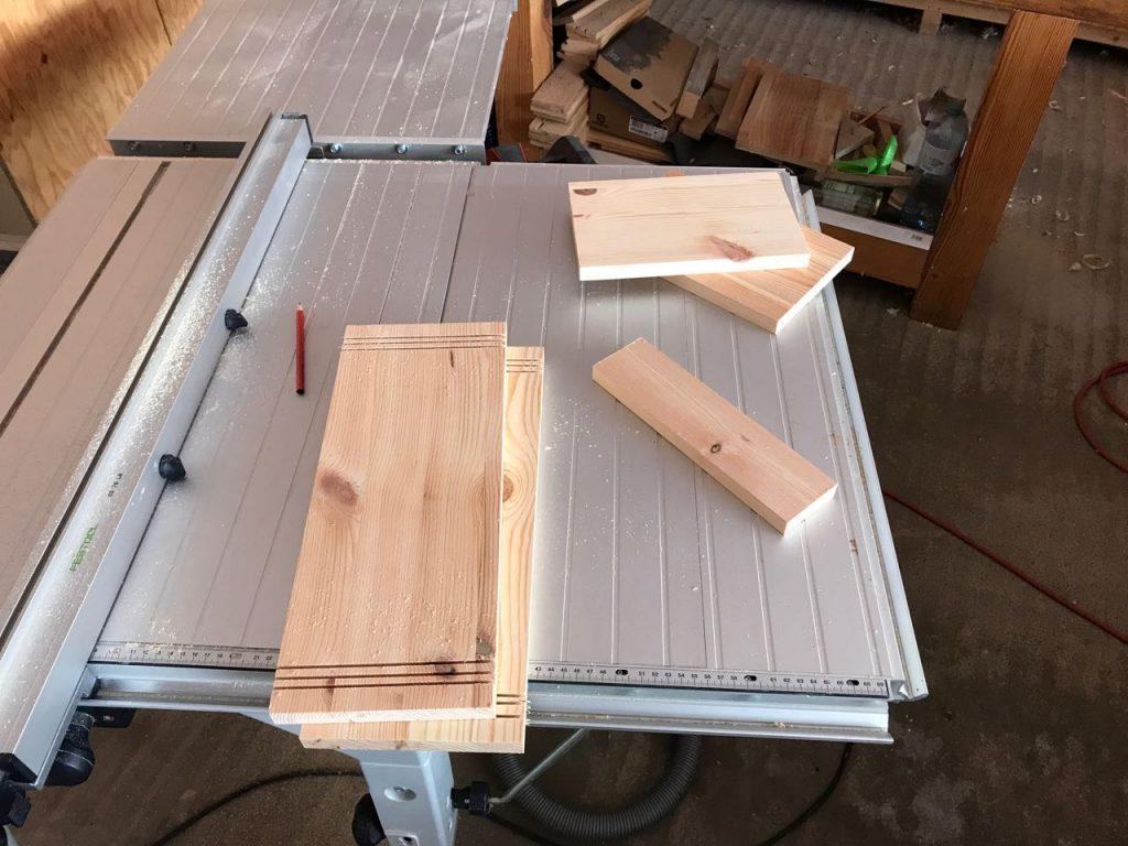 Hervorragend Japanische Werkzeugkiste aus Massivholz - Holz und Leim LM25