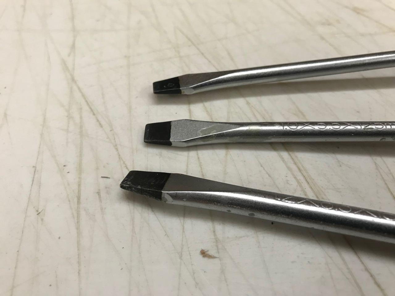 VDE Wechselklinge für TORX® Schrauben verschiedene Größen Wera