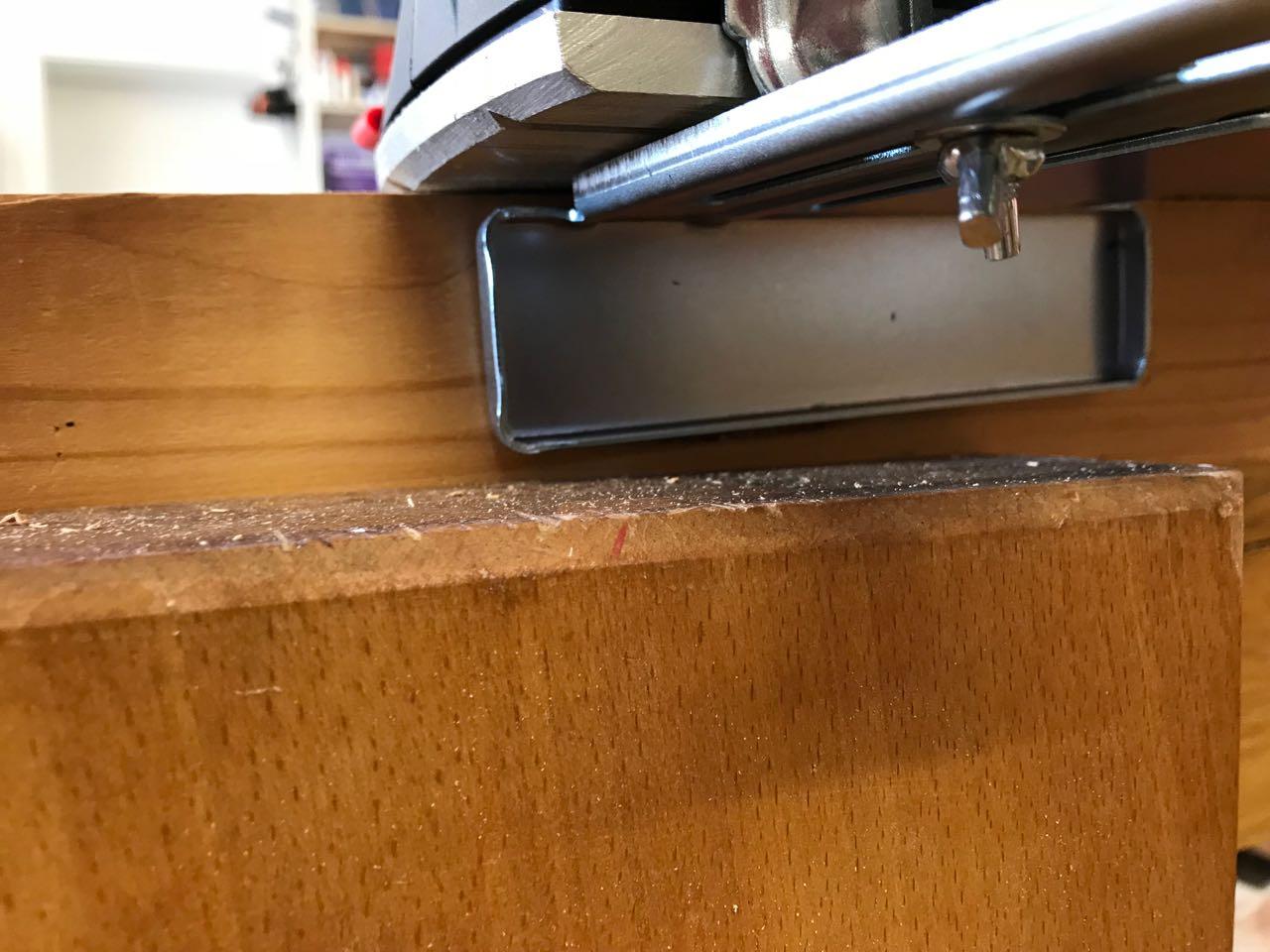 Hervorragend Elektrisch Hobeln - eine kleine Einführung - Holz und Leim RC52